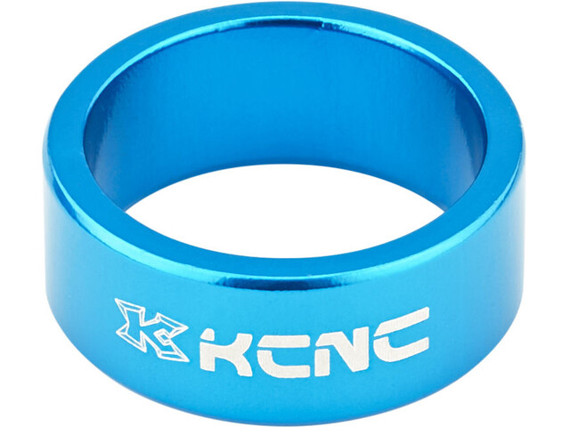 "KCNC Headset Spacer 1 1/8"" 14mm Blå"
